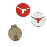 Longhorn Hat Clip and Ball Markers (12HAT)