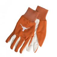 Texas Longhorn Garden Utility Gloves