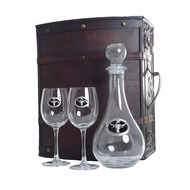 State of Texas Wine Decanter Set