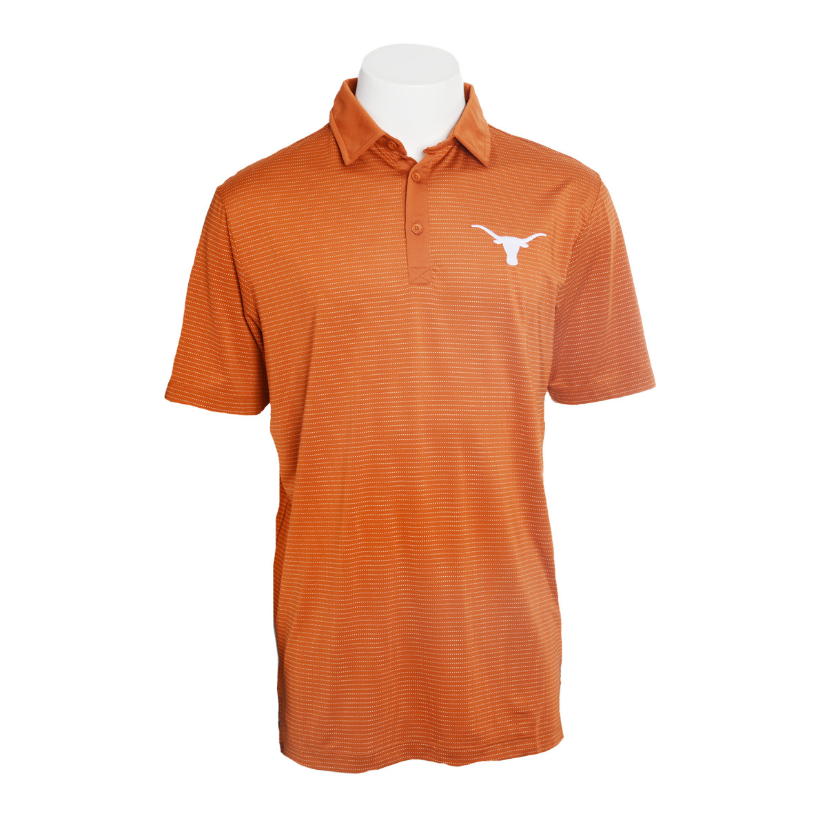 low priced b2434 033f6 Texas Longhorn Columbia Sunday Polo (2 Colors)