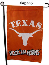 Longhorn Double Sided Garden Flag