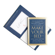 Make Your Bed-Book (Signed by the Author)