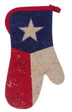 Vintage Texas Oven Mitt (R1635)