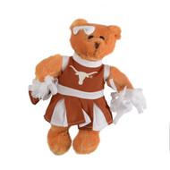 Texas Longhorn Cheer Bear (75-021)