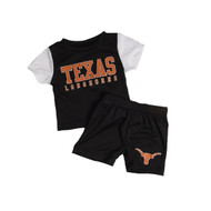 Texas Longhorn Infant Perkins Set