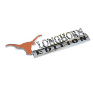 Texas Longhorn Edition Emblem (LHVEDITION)