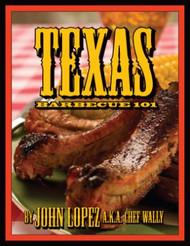 Texas BBQ 101-Mini Book