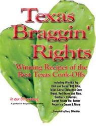 Texas Braggin' Rights-Mini Cookbook