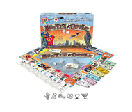 Texas cities Opoly board games