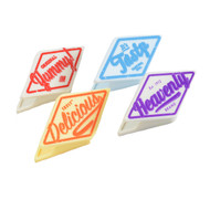 Retro Bag Clips (Set of 4) (BC13)