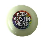 Keep Austin Weird Frisbee (TIEDYEFR)