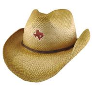 Raffia Wrangler Cowboy Hat (91)