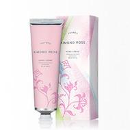 Thymes Kimono Rose Hand Cream 3 oz