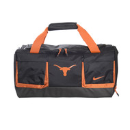 Texas Longhorn Nike Vapor Duffel (A112782-BLK-OS)