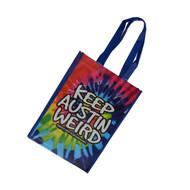 Keep Austin Weird Shopper Tote (5591TOTETD)