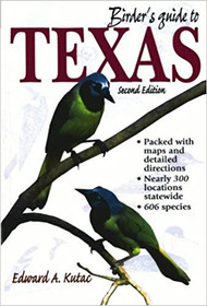 Birders Guide to Texas-Book