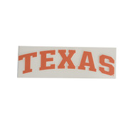 Texas Longhorn Arch Decal (37299014)