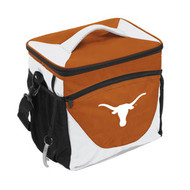 Texas Longhorn 24 Can Cooler (218-63)
