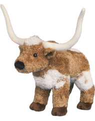 T-Bone Plush Longhorn Steer (3713)