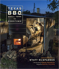 Texas BBQ, Small Town to Downtown Book (Signed by Author)