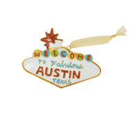 Kitty Keller Fabulous Austin Ornament (6452-0)