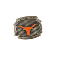 Texas Longhorn Belt Buckle (OCB22)