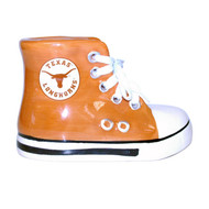Texas Longhorn High-Top Shoe Bank (34862)