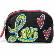 Brighton Kiss Me Mini Coin Purse (E4217M)