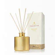 Thymes Frasier Fir Petite Gold Diffuser (0529946000)