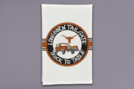 Texas Longhorn Truck Hand Towel (22547)
