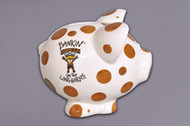 Texas Longhorn Piggy Bank (52567)