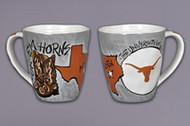 Texas Longhorn Artwork Mug (52565)