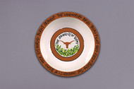 Texas Longhorn Melamine Bowl (22502)