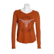 Texas Longhorn Celeste Tee (10000614)