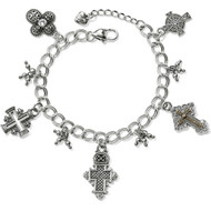 Brighton Crosses of the World Bracelet (JF5623)