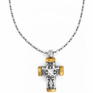 Brighton Venezia Cross Necklace