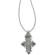 Brighton Ethiopian Cross Convertible Necklace (JL9070)