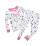 Texas Longhorn Toddler Golly 2 Piece PJ Set  (2 Colors)(10001098)