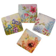 Nature's Grace Coasters (Set of 4) (RMCSNG)