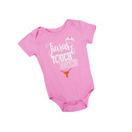 Texas Longhorn Infant Tamara Onesie (10001110)