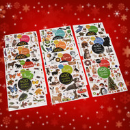 Eyelike Reusable Sticker Books (Multiple Themes)