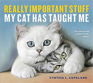 Really Important Stuff My Cat Has Taught Me-Book