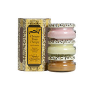 Cheaper Than Therapy Gift Set Includes  3-3.4 oz Candles in Beach Blonde, Cowboy and Passion  All in a Decorative Gift Box