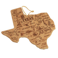 Texas Destinations Cutting & Serving Board (20-8093)