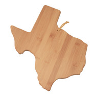 Texas Bamboo Cutting & Serving Board (20-7957)