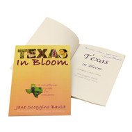 Texas in Bloom-Book (Signed by the Author)