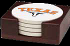 Texas Longhorn Coaster Gift Set (VUTX-HA42)
