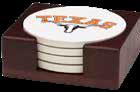 Texas Longhorn Coaster Gift Set (VUTX-HA42)
