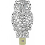 Brighton Owl Night Light (G40260)