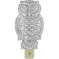 Brighton Owl Night Light (G40260)
